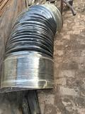 吸引伸缩橡胶软管 橡胶波纹软管 排风吸尘伸缩软管