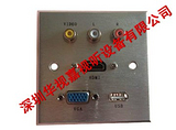 墙面多功能插座 RS232功能接口插板