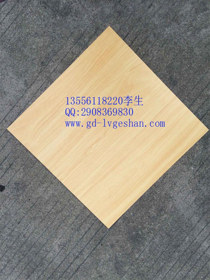供应山东铝单板厂家幕墙氟碳铝板吊顶天花木纹铝单板镂空铝单板