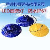 大功率防水LED庭院灯80W 80W庭院灯