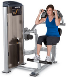 必确PRECOR C014ES腹肌训练器 室内腹部专业力量训练器材 正品
