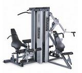 美国必确PRECOR-S3.45综合训练器(三方位,三配重)商用训练器材