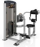 美国必确PRECOR-C028ES腹肌/背肌训练器专业力量训练器材健身器材