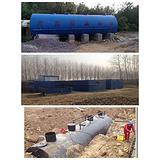 电镀污水处理设备一体化设备HY-EW