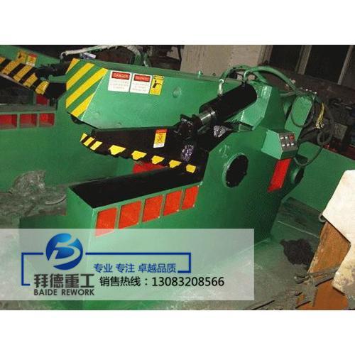 鳄鱼式剪板机 甘肃鳄鱼剪切机市场 销量第一