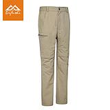 男士户外速干裤快干裤两截可拆卸长裤登山裤透气修身DS13521