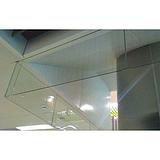 徐州6mm单片防火玻璃挡烟垂壁最新安装价格行情