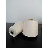 赛络纺白竹炭纤维纱 21支;  21支白竹炭纤维纱,打底裤用纱