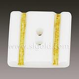 白色陶瓷紐扣鑲樹脂紐扣 天然紐扣  服裝輔料