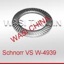天津万喜供应鞍形双面自锁垫圈加厚VS型W-4939