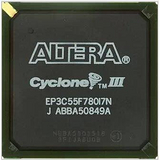 供应ALTERA原装EP3C55F780I7N