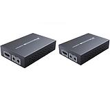 HDBaseT传输器高清4K*2K双绞线传输器