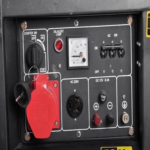 柴油发电机组价格_5kw小型柴油发电机批发价格