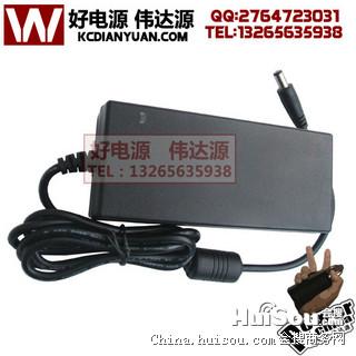 厂家直销12V8A96W 品字尾欧规CE认证电源适配器