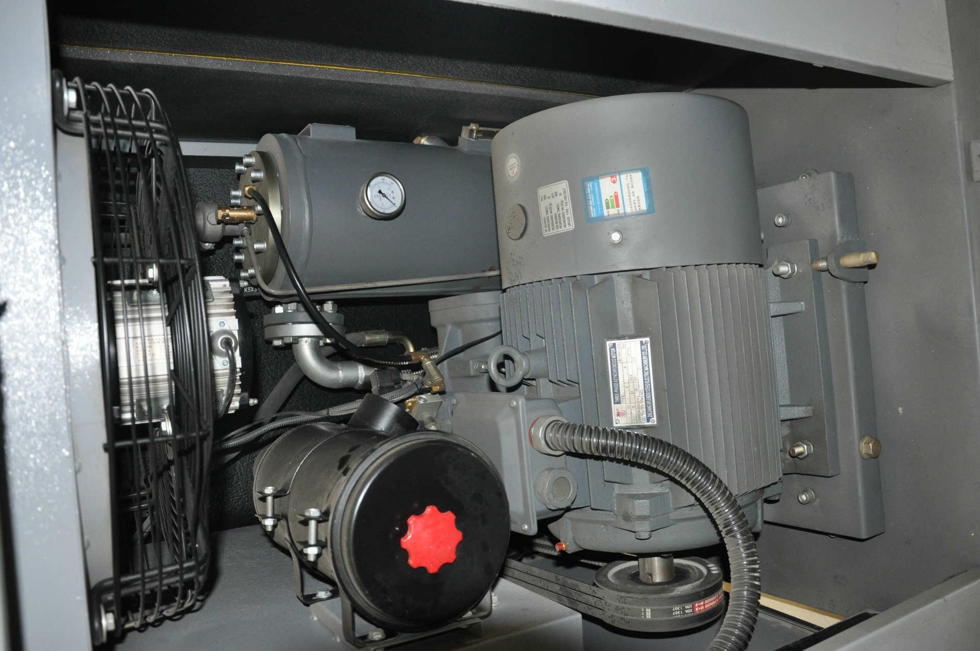 开山螺杆空压机现货批发 压缩气泵 37kw 湖南普瑞阿斯系列
