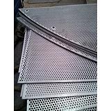 不銹鋼篩板塔,塔孔板,金鑫塔孔板加工