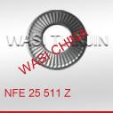 天津万喜NFE25 511 Z 法式锁紧垫圈Z型