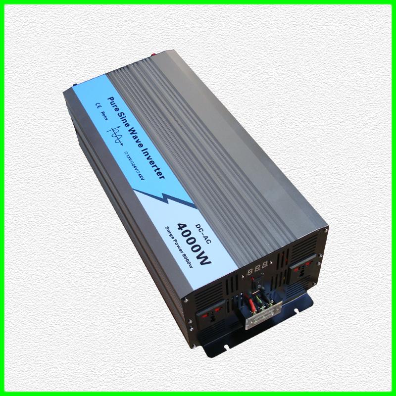 4000w蓄电池充电器太阳能控制器