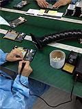 烙铁手焊锡排烟机
