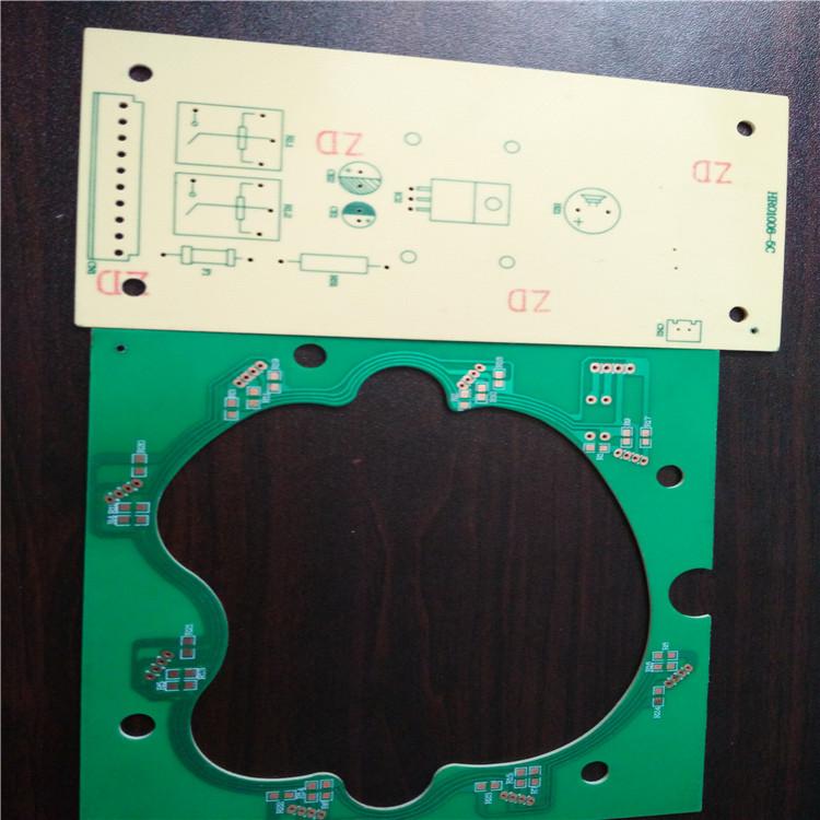 专业生产 22f半玻纤板 车灯线路板 空调洗衣机线路板