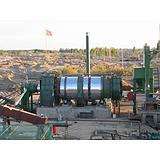 欧诺油砂干馏设备设计完全自主创新