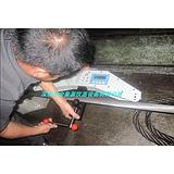 无需拆卸钢丝绳直接测得张力值精度可达±3%