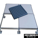 深圳沈飞地板厂家直销全钢防静电不到PVC地板OA网络地板