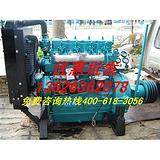 潍坊6105华丰柴油机潍坊华丰4105发动机价格