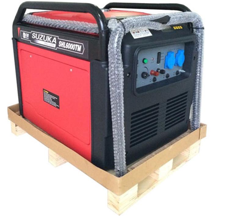 5kw数码变频汽油发电机