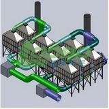 低温等离子废气净化机 路博处理器