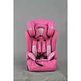 郑州鸿贝 汽车儿童安全座椅 小贵族系列 1+2+3组 粉红色
