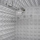 上海联合汽车电子公司消声室工程 消音室 隔声室 混响室 隔音室
