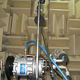 日本三电汽车消声室工程 消音室 隔声室 混响室 隔音室 声学测试