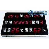 温湿度显示屏THP-003【艾力特音频400-870-8890】