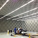 泛亚汽车声学消声室设计建造工程 消音室 隔声室 混响室 隔音室