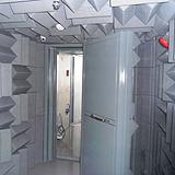 西安联合汽车电子公司消声室工程 噪音 振动控制 隔声罩 声屏障