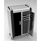 安和力智能充电柜,ipad电脑充电柜  60工位移动电脑充电柜