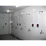 浴室淋浴收费机/水龙头节水控制器/公共澡堂插卡洗澡器
