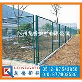 常熟工厂围墙护栏网 常熟学校围墙钢丝网围墙 龙桥专业生产