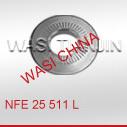 天津万喜法式锁紧垫圈 NFE25 511 机车专用