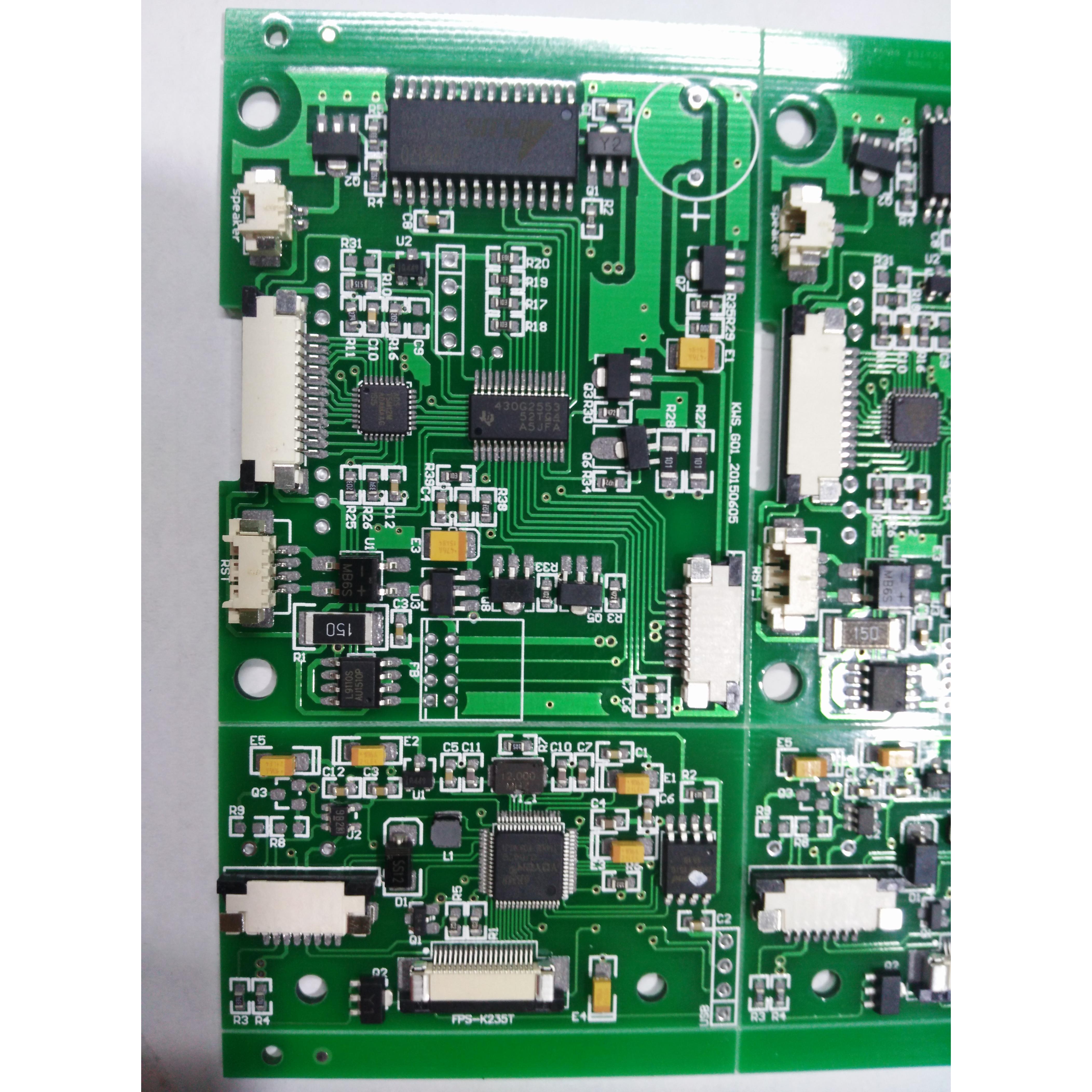 开关贴片加工 led线路板加工 电炉控制器线路板加
