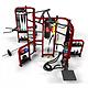 健身房器材_金瑞健身器材_健身房器材厂