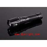 迪普思LED手电筒强光充电远射王AK-T6E