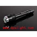 迪普思AK-T6A大功率led手电筒 铝合金强光手筒