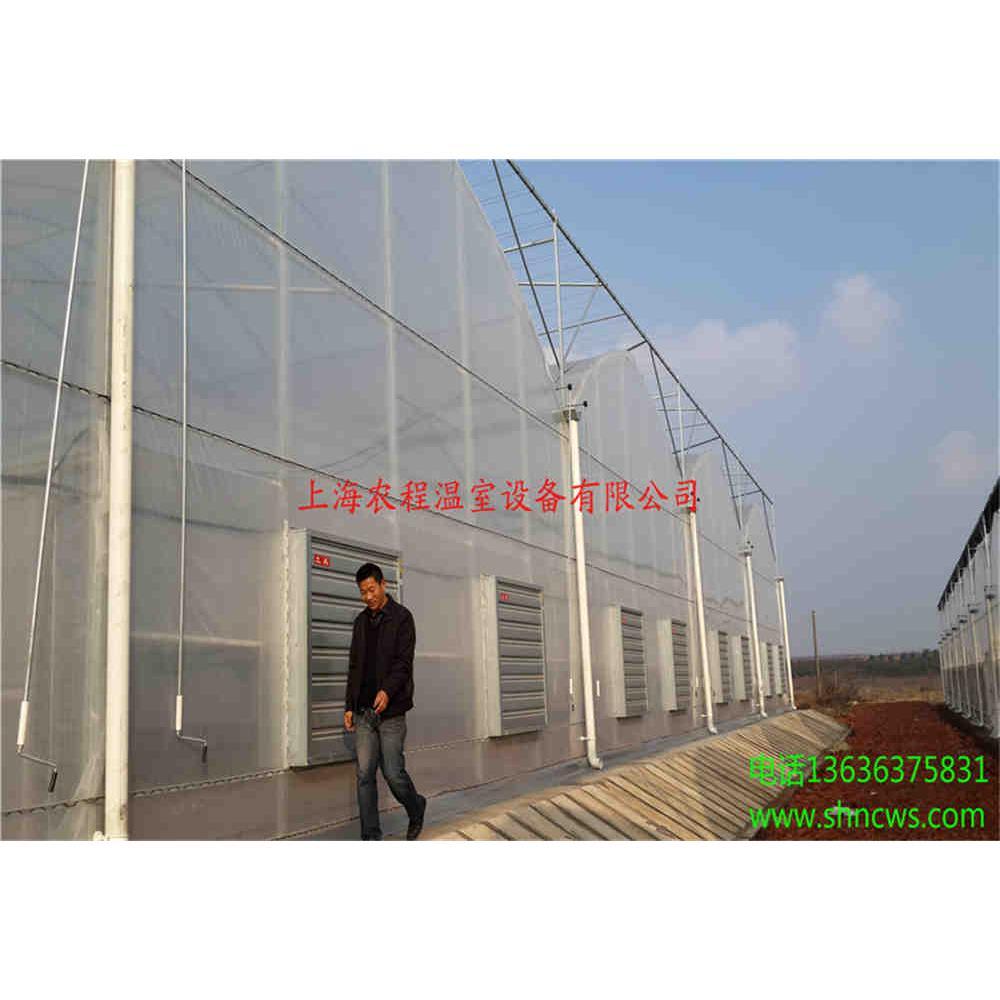 温室大棚结构图纸