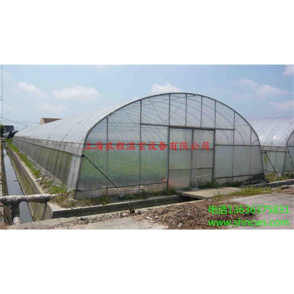 8米宽单体大棚 葡萄大棚配件 上海温室设计 专业服务