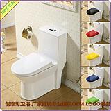 方太卫浴 连体坐便器马桶座便器超旋虹吸式卫浴洁具