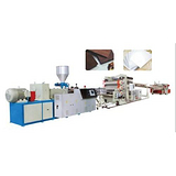 pvc板材生产线_益丰塑机_pvc板材生产线