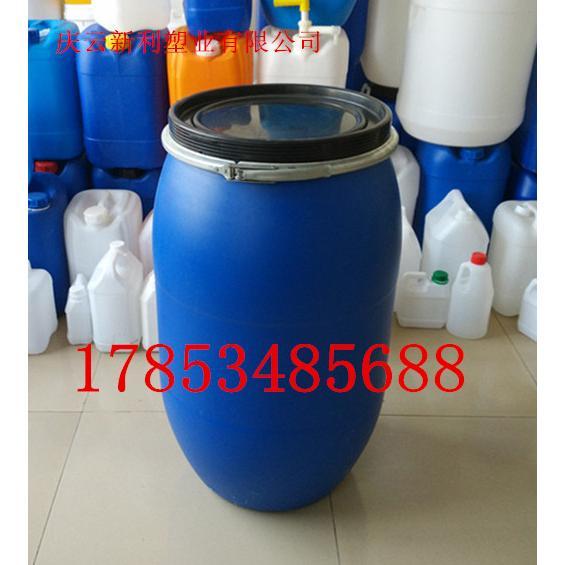 塑料桶,塑料罐价格_供应广口125公斤塑料桶125l开口