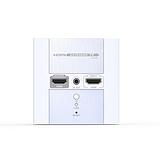 HDMI面板延长器墙插式延长器hdmi网线传输器